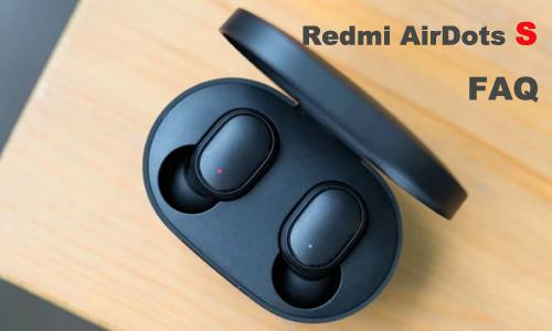 Xiaomi Redmi AirDots S FAQ: All You Want to Know Before Buying | GearBest  Blog