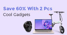 Save 60% With 2 Pcs