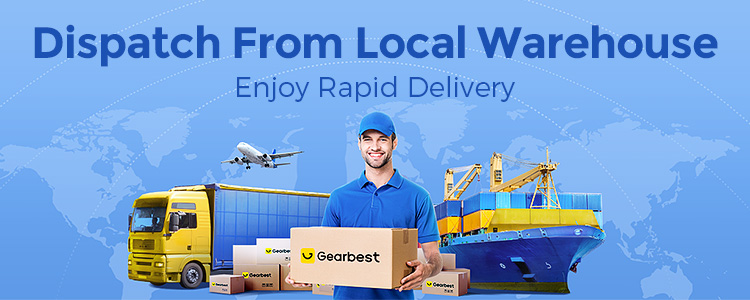 Gearbest - Up To 63% Off on Electronic and Gadgets