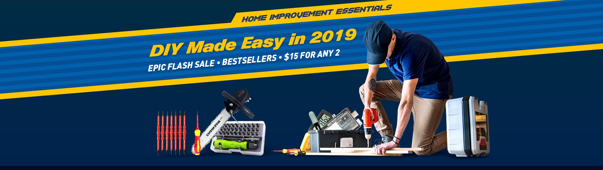 Homemade Tools EPIC Flash Sale