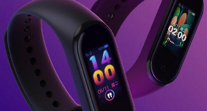 How to change the dial theme of Xiaomi Mi band 4? | GearBest