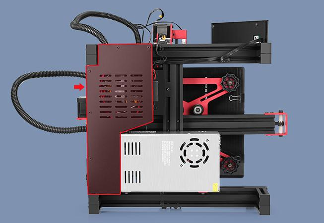 Alfawise U30 Pro 3D printer open source Marlin firmware