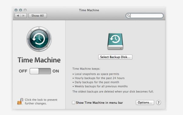 How to backup and reset MacBook or iMac to factory settings