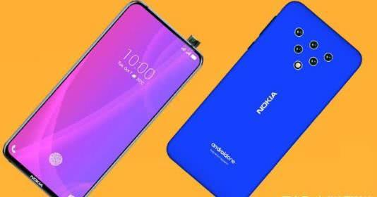 Nokia 9X 5G smartphone leaked: will offer Snapdragon 855 and