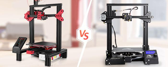 Alfawise U30 Pro vs  Creality3D Ender 3 Pro: which is a