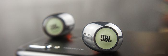 JBL TUNE 120TWS true wireless in-ear headphones unboxing and