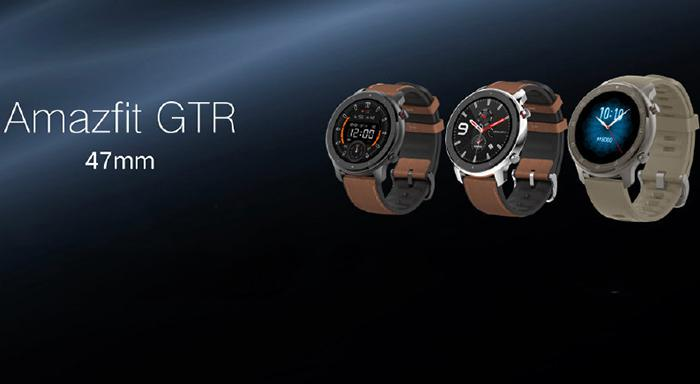 Huami AMAZFIT GTR 42mm VS 47mm: Full Specs and Features