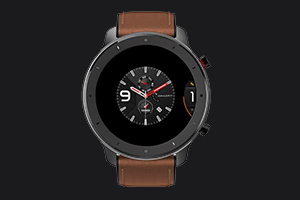 How to change the AMAZFIT GTR Watch Face? | GearBest Blog