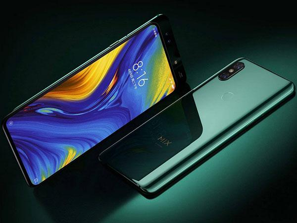 Xiaomi Mi Mix 4 full specs leaked: 2K screen, 108 MP quad