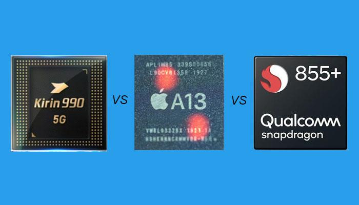 Kirin 990 5g Vs Apple A13 Bionic Vs Snapdragon 855 Plus Which Chip Is The Most Powerful Gearbest Blog
