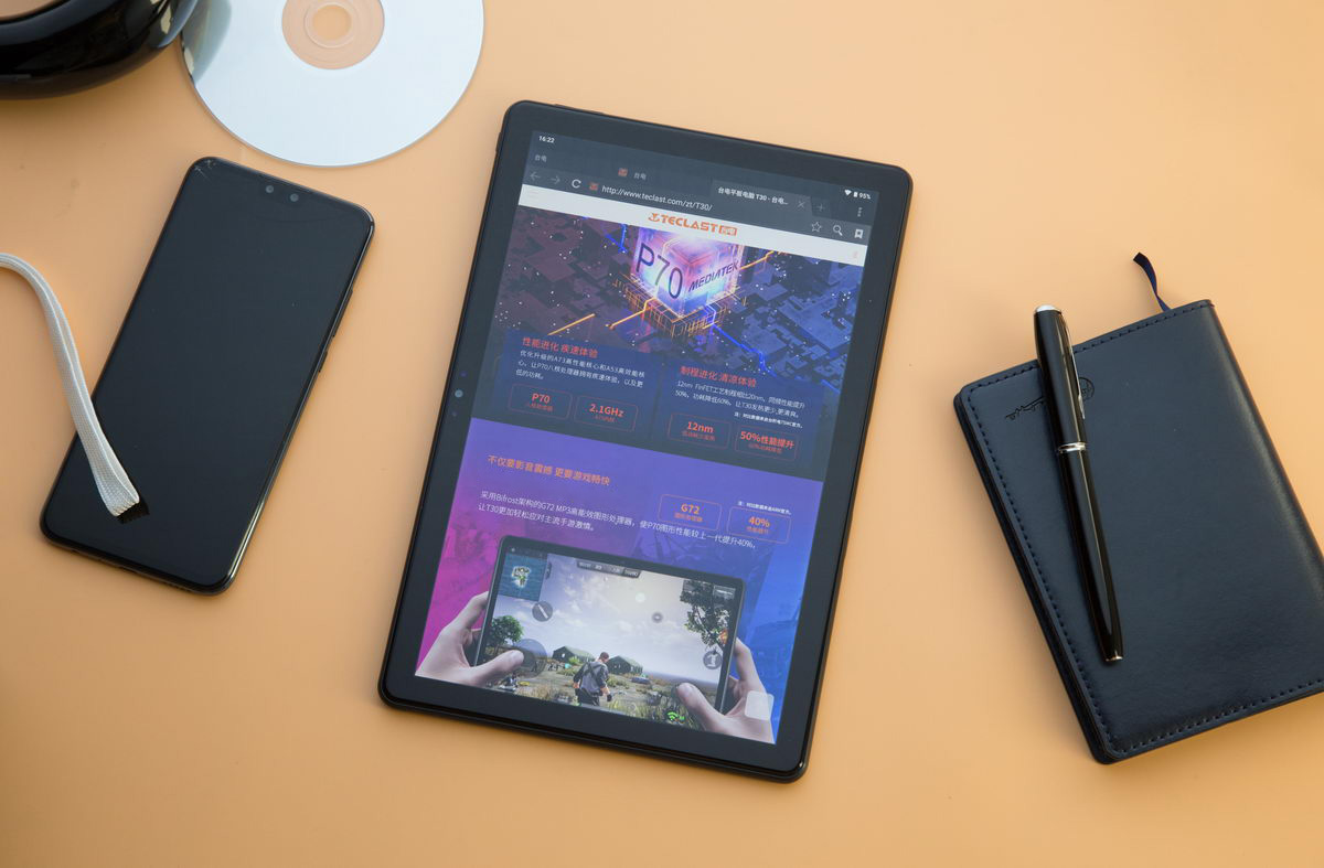 IMG 2073 - Teclast T30 review-Best Tablet Under $200 in 2019