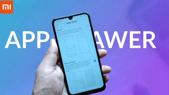 How to download and enable MIUI 11 app drawer in Xiaomi