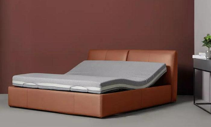 8h Milan Smart Electric Bed With Voice