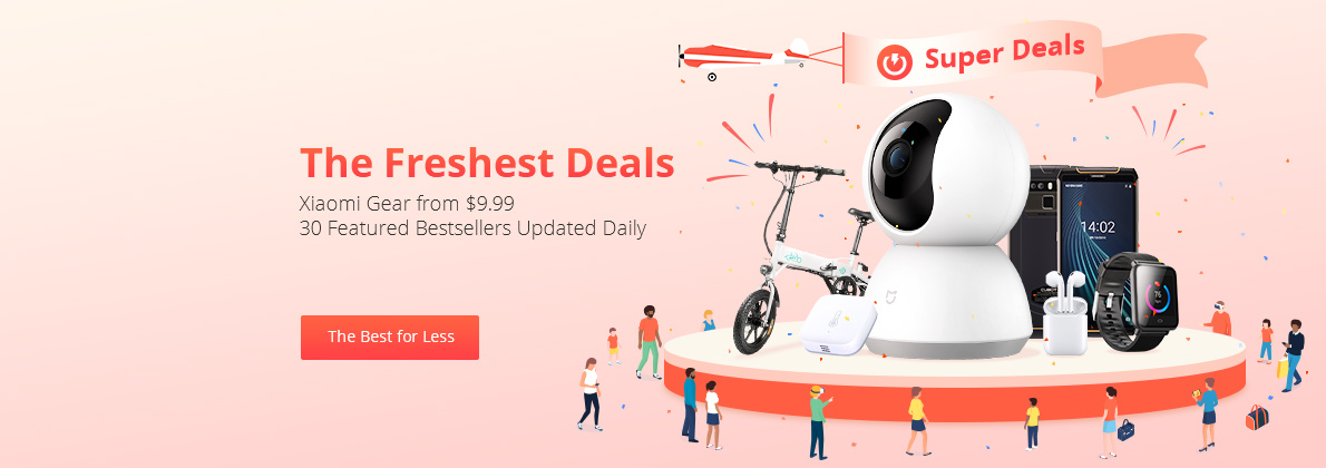 Gearbest India: Online Shopping - Best Gear at Best Prices