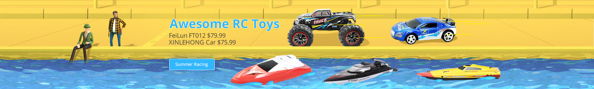 Remote Control Toys - Best RC Toys & Accessories Online Sale