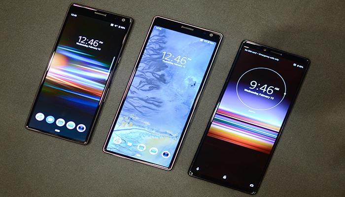Sony Xperia 1, the world's first smartphone with a 21:9 OLED 4K