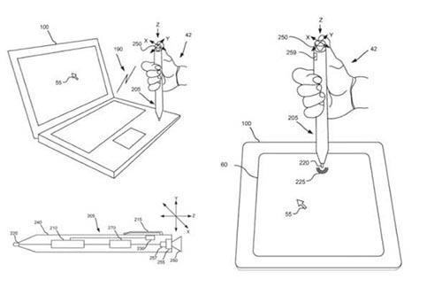 Microsoft's new patent exposure: expected to launch a multi-function