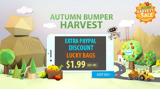 AUTUMN BUMPER HARVEST