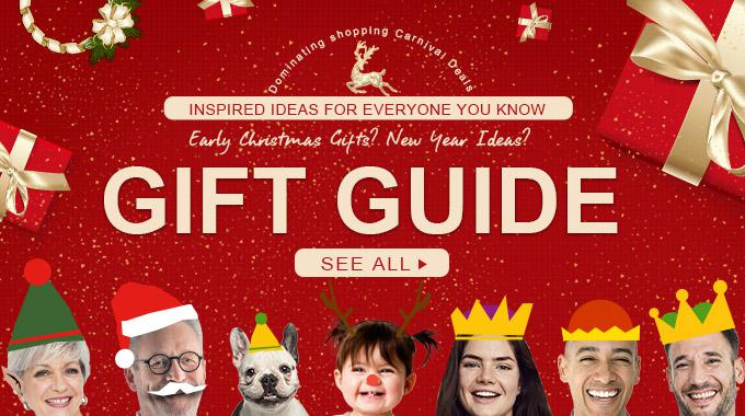 Gifts Guide