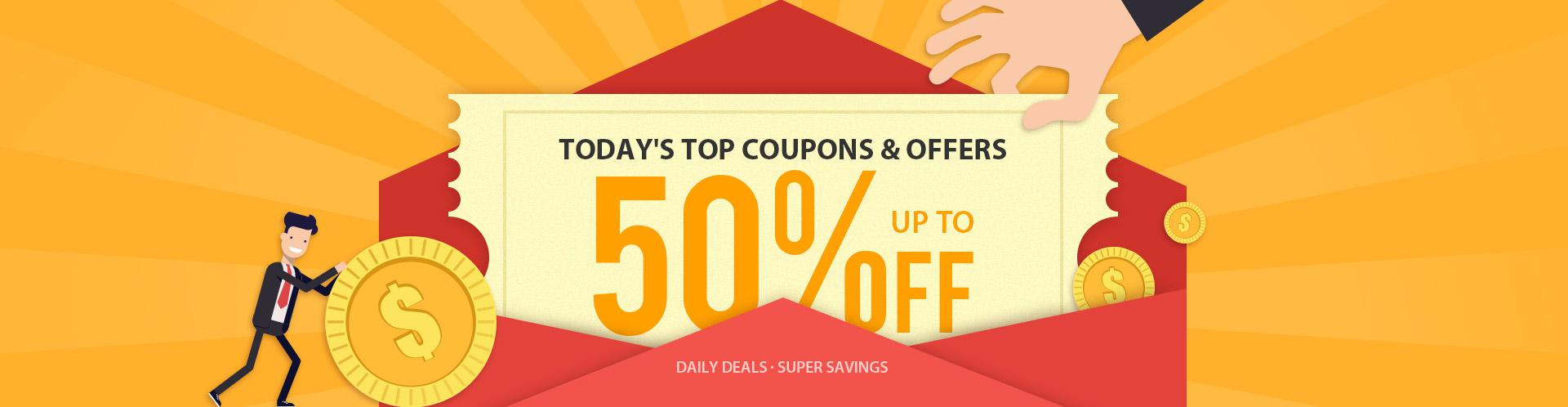 The Gearbest free coupons and online coupons