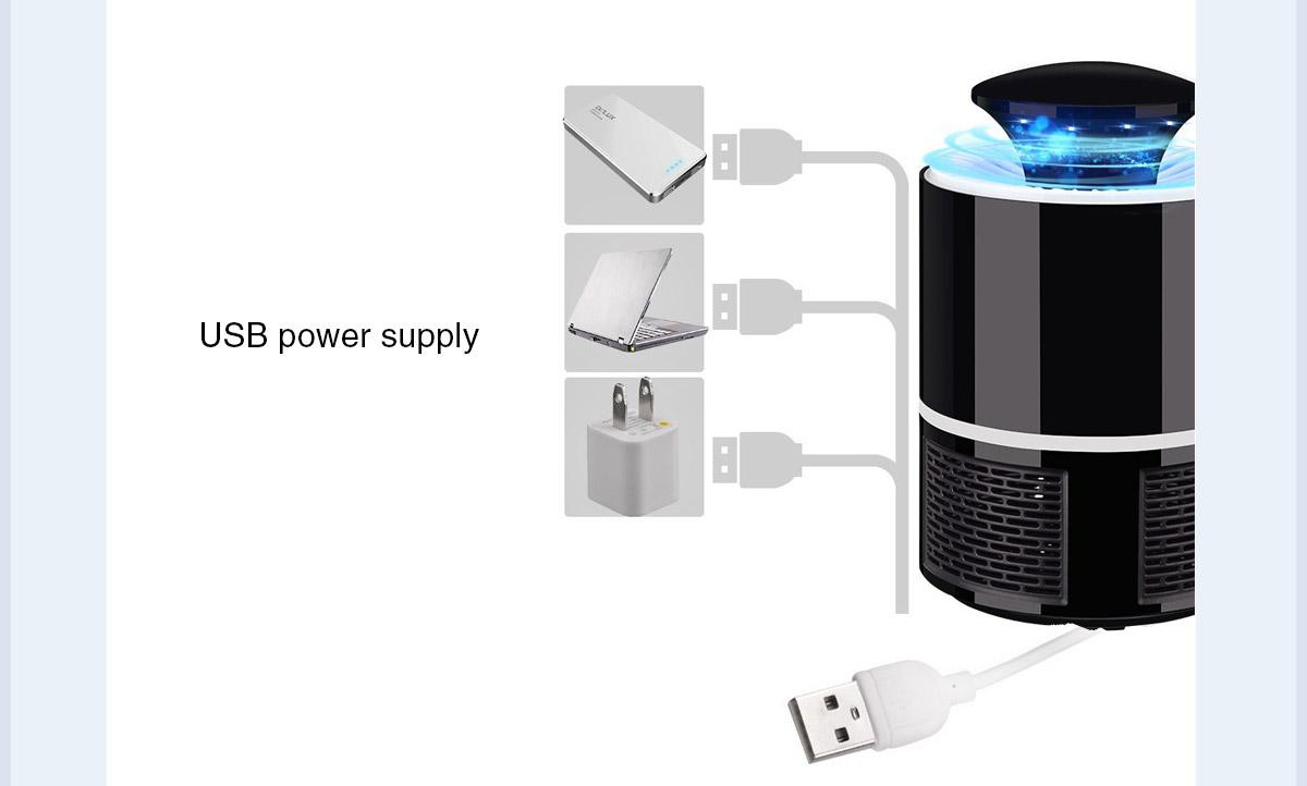 Led Lamp Mosquito Killer Bug Zapper Flash Sale From 12 69