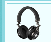Bluedio T3 Plus Bluetooth Headphones