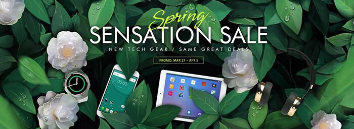Up to 65% off: Spring Sensation Sales on New Tech Gears