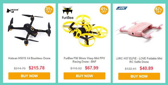 Gearbest RC Quadcopters