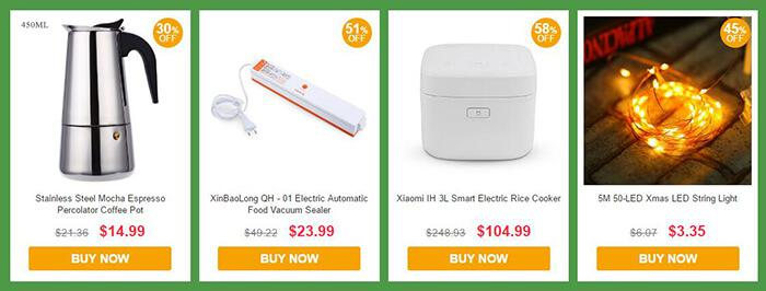 home gadgets on sale