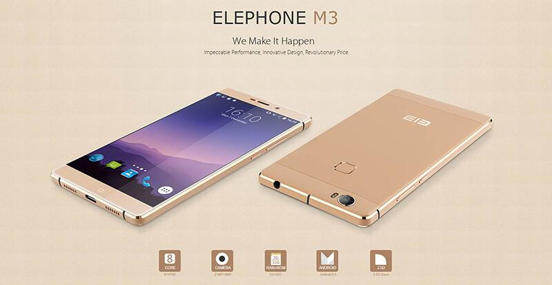Elephone M3 troubleshooting guide