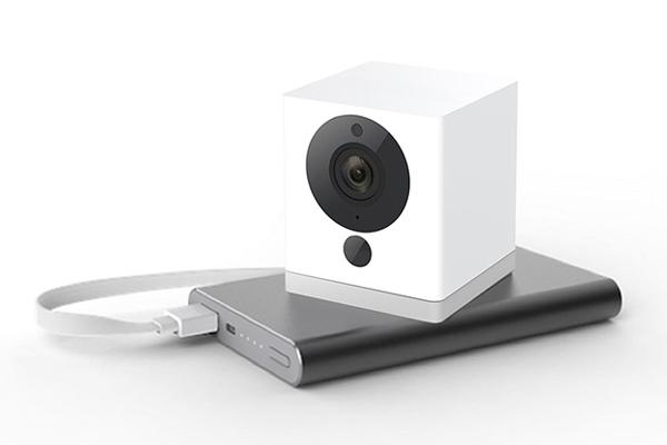 AP mode to connect Xiaomi 1080P smart IP camera to phone