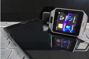 How to sync the DZ09D smart watch phone with your phone   GearBest Blog