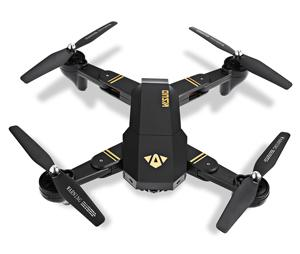 TIANQU XS809W Foldable RC Quadcopter