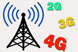 Mobile phone network frequency bands coverage guide