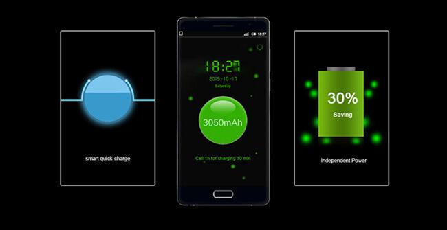 BLUBOO Xtouch smartphone battery & charge issues