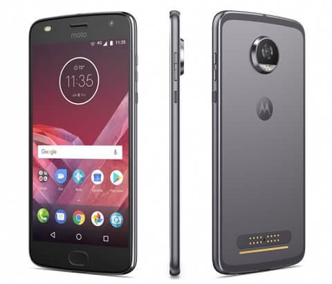 general image of Moto Z2 Play
