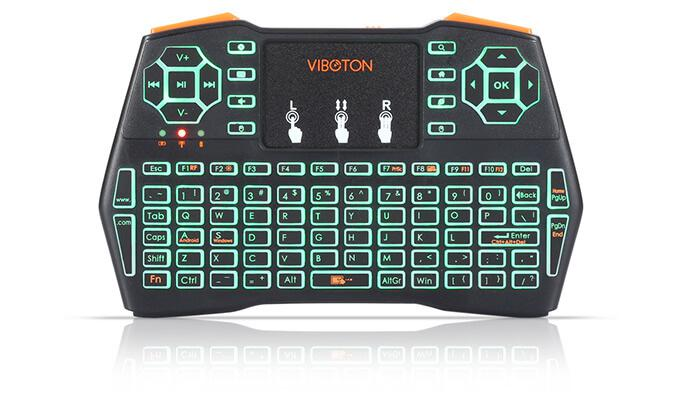 VIBOTON i8 Plus Wireless Keyboard