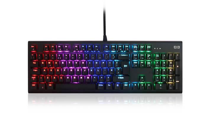 Elephone EleEnter RGB Gaming Mechanical Keyboard