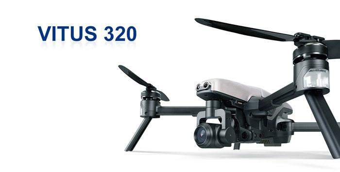 Walkera VITUS 320 Foldable Quadcopter