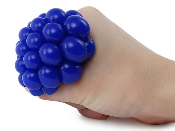 play the stress ball