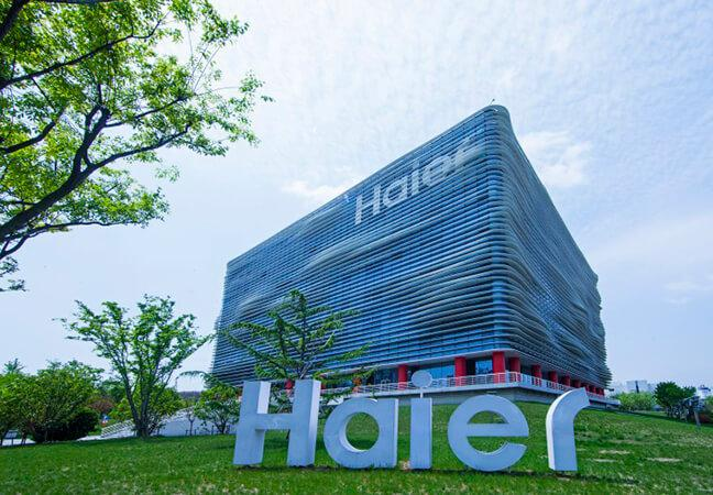Haier brand introduction