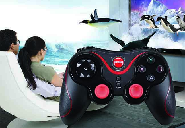 GEN GAME S3 Gamepad