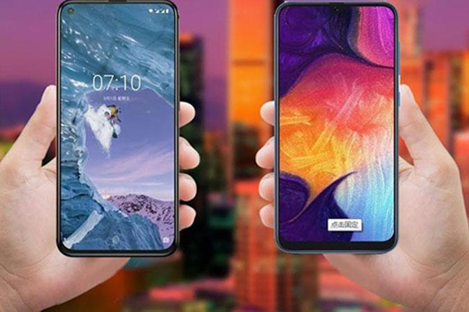 NOKIA X71 VS SAMSUNG GALAXY A50: Every details you want to know