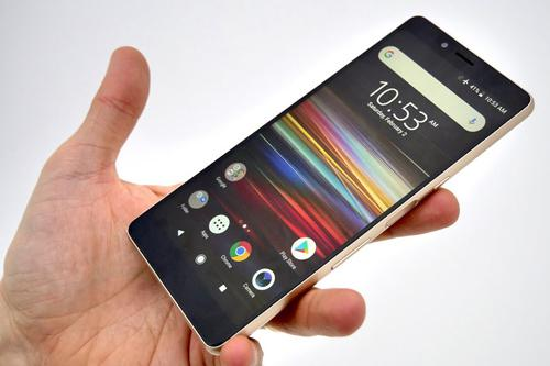 Sony Xperia L3: review of Sony's new entry-level smartphones
