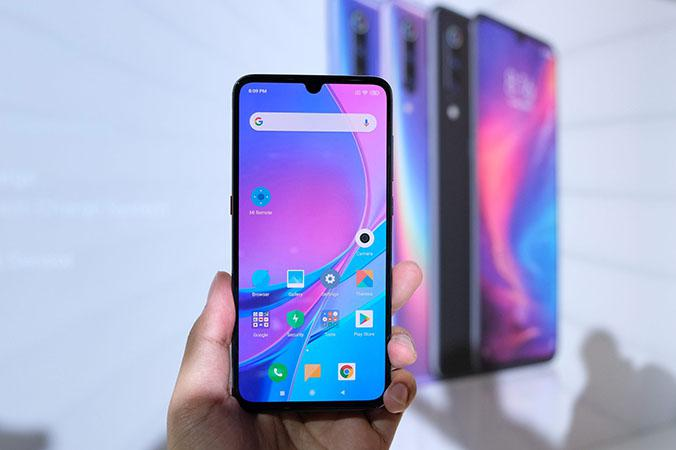 On sale: Xiaomi Mi 9 at 378€ instead of 499€! Xiaomi Mi 9 SE at 279