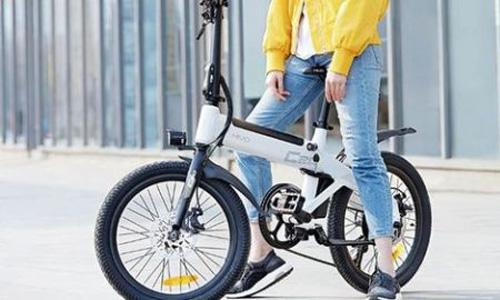969d03f9d29 Xiaomi HIMO C20 Foldable Electric Moped Bicycle review: a very seductive electric  bike | GearBest Blog
