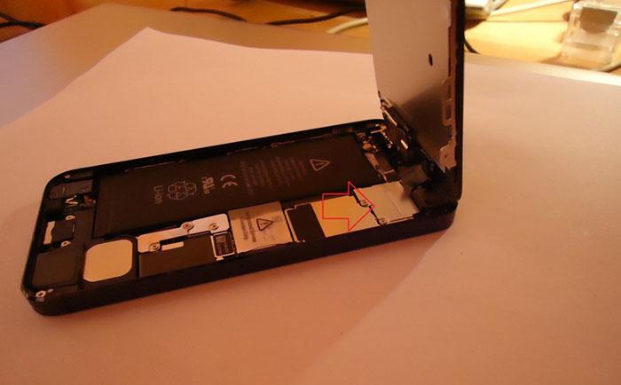 iphone damage recovery