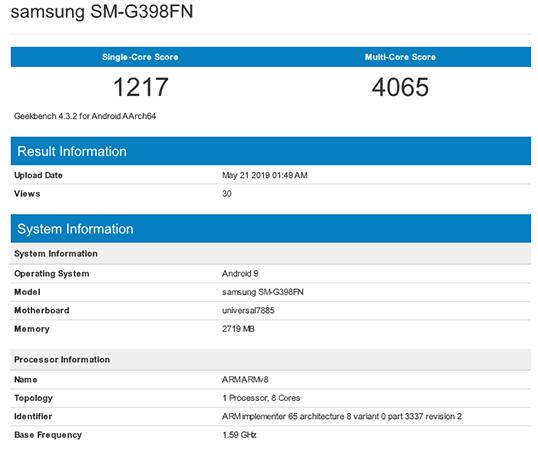 premium selection b65c7 fd85c Samsung Galaxy Xcover 5: specs, price and release date leaked ...
