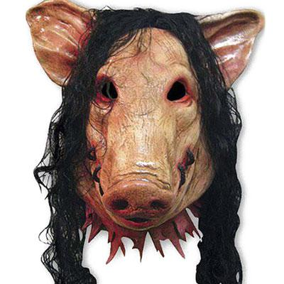 Cosplay Scary Pig Head Mask