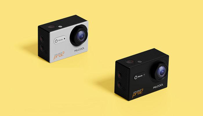 MGCOOL Explorer Pro 2 action camera